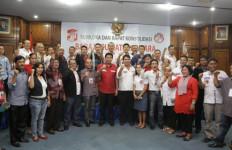 Politikus PDIP Ajak Relawan Tetap Solid Dukung Jokowi - JPNN.com