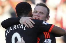 Jamu PSV, Rooney dan Martial Kembali Merumput - JPNN.com