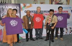 Oke Banget! Pramuka Indonesia Kerjasama Dengan Unicef - JPNN.com