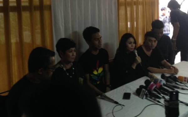 Roby Geisha Diciduk Polisi, Bos Musica: Saya Marah, Kecewa, Kesal - JPNN.com