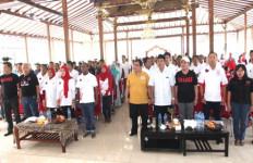 TMP Total Dukung Jago PDIP di Tangsel - JPNN.com