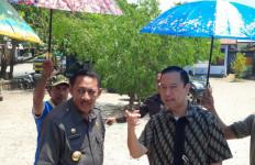 Menteri Lembong Kunjungi Pasar di Perbatasan Timor Leste - JPNN.com