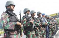 Pengadang Aparat TNI Kelompok Pimpinan Kosmos Makabori ? - JPNN.com