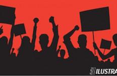 Memalukan! Polisi Indonesia Pukuli Wartawan Asing - JPNN.com