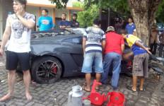Ah! Pengemudi Lamborghini Maut Kurang Skill Kemudikan Supercar - JPNN.com