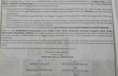 WOW, Pengacara Lamborghini Maut Pasang Iklan, Minta Media dan Masyarakat agar... - JPNN.com