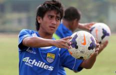 Gelandang Persib Lepas Lajang sama Mojang Bandung - JPNN.com