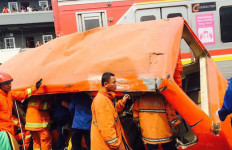 Penyelidikan Tragedi Metro Mini vs KRL Tetap Dilanjutkan - JPNN.com