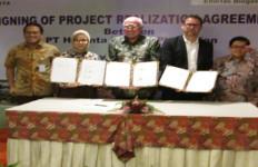 Wuih.. Perusahaan Indonesia Kerjasama Dengan Jerman, Maksimalkan Biogas - JPNN.com