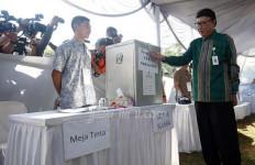 He..He..He..Tingkat Partisipasi Rendah, KPU Minta ada Penelitian - JPNN.com
