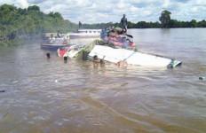 Nakhoda Longboat Terbalik Resmi Tersangka - JPNN.com