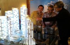Keren! Ada Sentuhan Arsitektur Kelas Dunia di Pencakar Langit Surabaya - JPNN.com