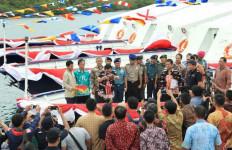 Horeee, Pemerintah Bangun Dua Kapal Markas Indonesia Tahun Depan - JPNN.com