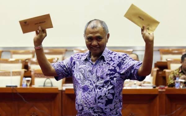 Ketua KPK yang Baru Itu, Dulunya Tukang Jahit - JPNN.com