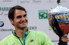Djokovic dan Federer Bersaing Jadi Petenis Rp 1,4 Triliun - JPNN.com
