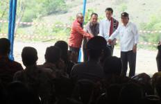 Jokowi Membawa Rezeki di Perbatasan RI-Timor Leste - JPNN.com