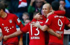 Sering Cedera, Ini Harapan Robben Di Awal Tahun Depan - JPNN.com