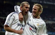 Baca Nih Komentar Beckham soal Zinedine Zidane setelah Jadi Pelatih Real Madrid - JPNN.com