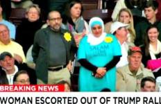 Trump Usir Wanita Berhijab Dari Acara Kampanye Republik Di South Carolina - JPNN.com