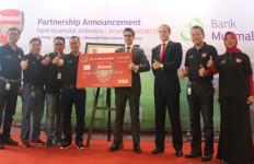 Mantap! Bank Muamalat Gandeng Arsenal - JPNN.com
