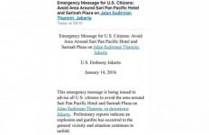 WOW, Amerika Serikat Sudah Ingatkan Warganya Sebelum Bom Meledak? - JPNN.com
