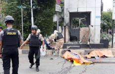 Korban Teror Jakarta Disebar di... - JPNN.com