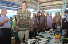 Dubes AS Terkesima dengan Hasil Tangkapan Ikan Tuna - JPNN.com