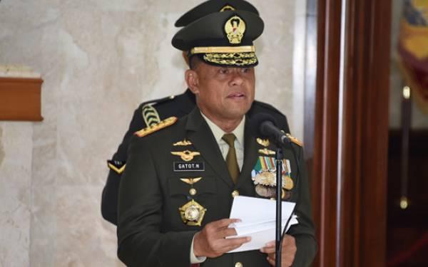 SELAMAT! 37 Perwira Tinggi TNI Naik Pangkat - JPNN.com