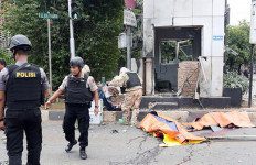 Pasca Teror Thamrin, Pengamanan Balai Kota Terus Ditingkatkan - JPNN.com