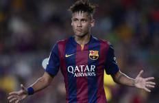 Neymar Cueki Kritikan soal Aksinya yang Pamer Skill Dihadapan Pemain Lawan - JPNN.com