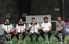 Wagub DKI Jakarta Resmikan Lapangan Street Soccer - JPNN.com