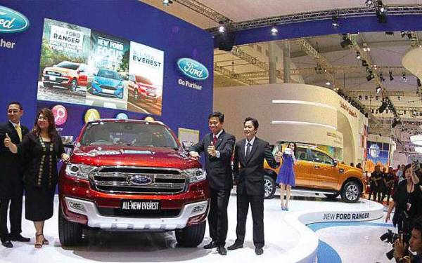 Resmi! Ford Hengkang dari Indonesia - JPNN.com