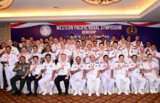 27 Negara Ikuti Simposium Angkatan Laut Pasifik Barat - JPNN.com