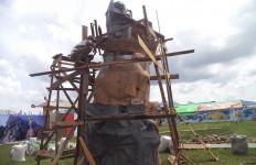 Ada Replika Sun Go Kong di Singkawang - JPNN.com
