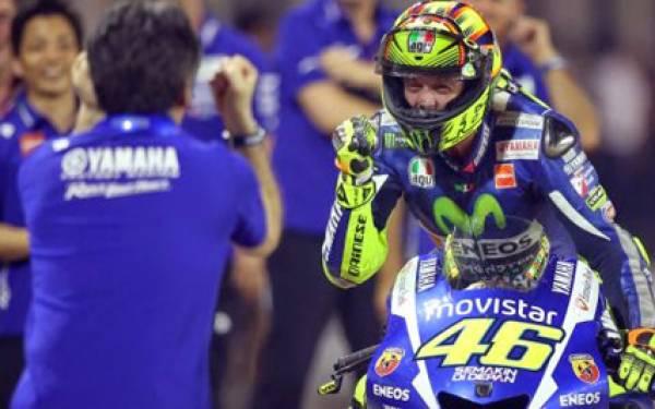 Rossi dan Lorenzo Bicara Tentang Peluang Stoner - JPNN.com