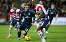 Modric Antar Madrid Menang di Kandang Granada - JPNN.com