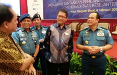 Laksamana Nilai Media Massa Mitra Strategis TNI AL - JPNN.com