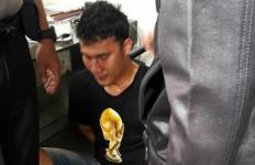 Maling Helm Tak Sadar Diintai, Hap, Lalu Ditangkap - JPNN.com
