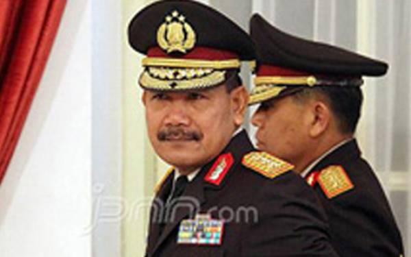 Begini Tanggapan Kapolri Terhadap Kasus Samad dan Bambang - JPNN.com