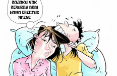 Malam Pertama, Mahkota Karin Sudah Digigit-gigit Suami - JPNN.com