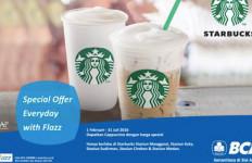 Dapatkan Harga Spesial Starbucks dengan Kartu Flazz - JPNN.com