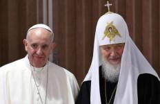 Konflik Tak Berkesudahan, Begini Seruan Pemimpin Katolik dan Gereja Ortodoks Rusia - JPNN.com