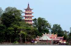 Puncak Perayaan Imlek, 80 Ribu Warga Tionghoa Bakal Serbu Pulau Kemaro - JPNN.com
