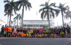 Angkat Nilai Sejarah Dalam Lomba Lari - JPNN.com
