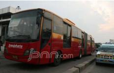 40 Sopir Bus Transjakarta Gugat PT. JMT, Ada Apa? - JPNN.com