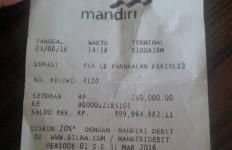 Saldo Nasabah Rp 100 Triliun, Inilah Penjelasan Resmi Bank Mandiri - JPNN.com