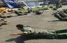 Begini Caranya Agar Daya Tahan Tempur Prajurit Korps Marinir Tetap Terasah - JPNN.com