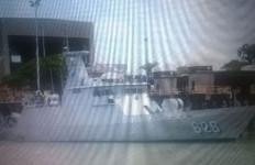 2 Kapal Perang TNI AL Tiba di Daerah Operasi Negara Tetangga - JPNN.com
