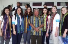 Bupati Bilang Begini Saat UNICEF Pantau Program Kesehatan - JPNN.com