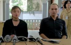 Marshanda Tidak Kaget dengan Kondisi Ayahnya - JPNN.com